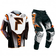 Kit Calça + Camisa Fox 360 Franchise
