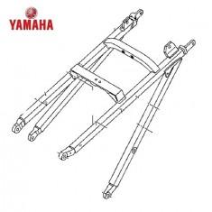 Sub Quadro YZF 250/450 2014 à 2015 Original Yamaha