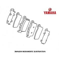 Pastilha de Freio Traseira Original Yamaha