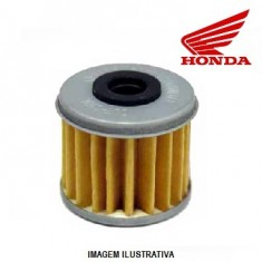 Filtro de Óleo Original Honda CRF 250R 2004 à 2015