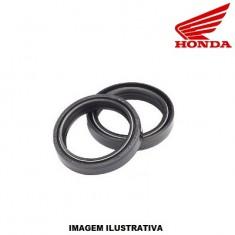Retentor + Guarda Pó de Bengala Original Honda