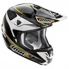 Capacete Thor Verge Block (Black)