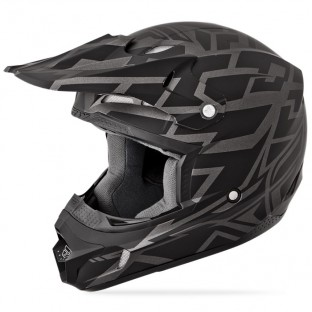 Capacete Fly Kinetic Block Out