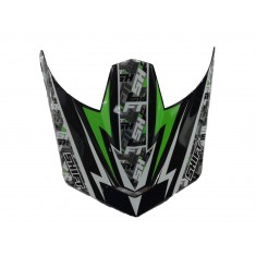 Visor do Capacete Shift Agent - Verde