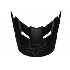 Visor (Pala) Capacete Fox V1 Matte Black
