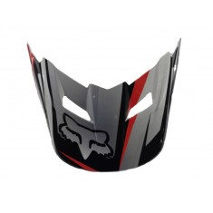 Visor (Pala) Capacete Fox V1 Costa - Orange