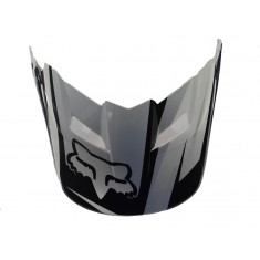 Visor (Pala) Capacete Fox V1 Costa - Black