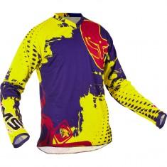 Camisa IMS Action Fluor 2015 - Amarela/Roxa