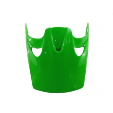 Visor (Pala) Capacete Fox Tracker - Verde Sem Adesivo