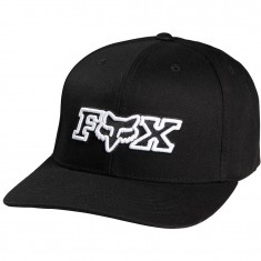 Boné Aba Curva Fox Joint Black Snapback