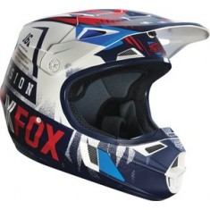 Capacete FOX V1 Vicious YOUTH 2016 (Juvenil)