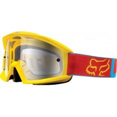 Óculos FOX Main 180º Vandal Amarelo