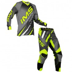 Kit Calça + Camisa IMS Action Pro Fluor