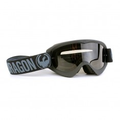 Óculos Dragon MDX Preto / Coal (Lente Smoke)