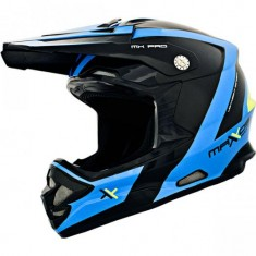 Capacete Mattos Racing MX Pro - Azul