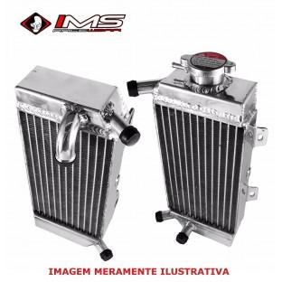 Radiador Reforçado Honda CRF 250R 10/13 - Importado (PAR)
