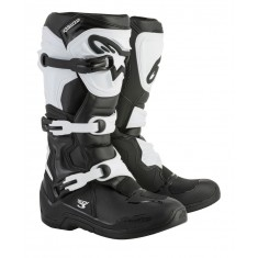 Bota Alpinestars Tech 3 black white