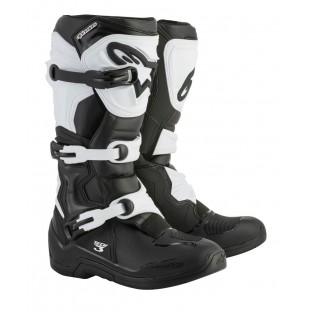 Bota Alpinestars Tech 3 black white