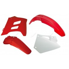 Kit Plástico Gas Gas Mc Ec Fsr 125/250/300/450 2001-2006 OEM Color Rtech