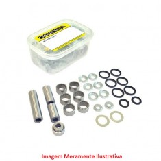 Kit do Link Danidrea p/ Yamaha - WR 250F 07-14, YZ 250F 06, YZ 250F 08, WR 450F 07-15, YZ 450F 06-08