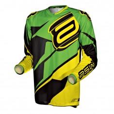 Camisa ASW Image Race 2015 - Verde/Amarelo