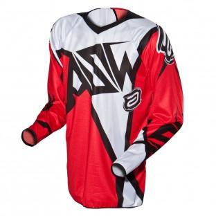Camisa ASW Podium Invader - Vermelho