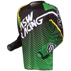 Camisa ASW Image Starway 2014 - Verde