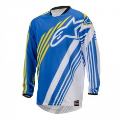 Camisa Alpinestars Racer Supermatic 2015