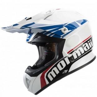 34478996e874e Capacete Mormaii Cooler - Blue Red - Moto Shop Racing