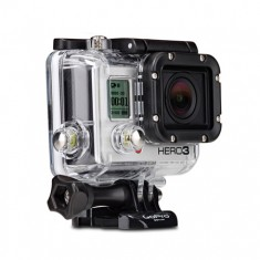 GoPro Camera Hero 3 Silver Edition