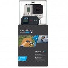GoPro Câmera 12MP Wi-Fi Full HD 1080p Hero3+ Black Edition à Prova d´Água