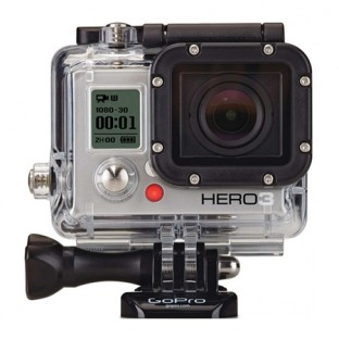 GoPro Câmera 5.0MP Hero3 White - Full HD, Wi-Fi - CHDHE-301