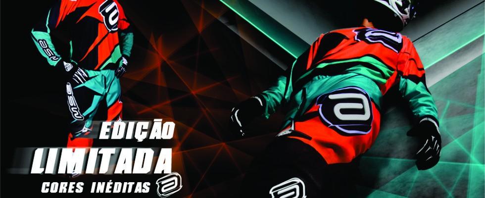 Conjunto ASW Image Race Edição Especial
